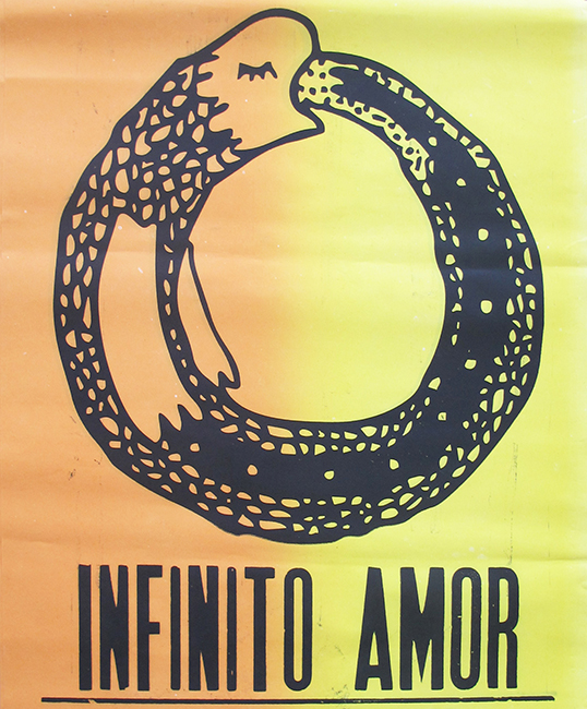 "poster ""infinito amor""-0"