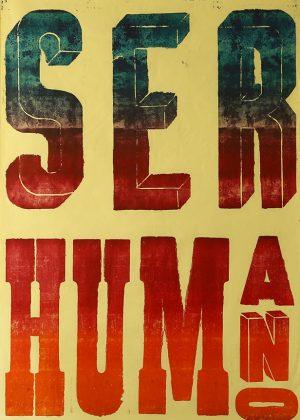 poster ser humano-0